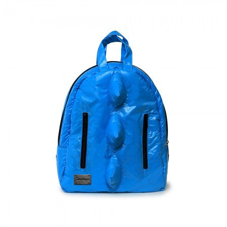Mini Dino BackPack - 7 AM - Give Wink Miami Baby Store - Electric Blue