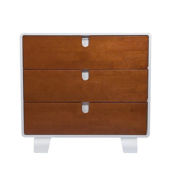 Retro Dresser - Bloom - Give Wink Miami Baby Store - Oak