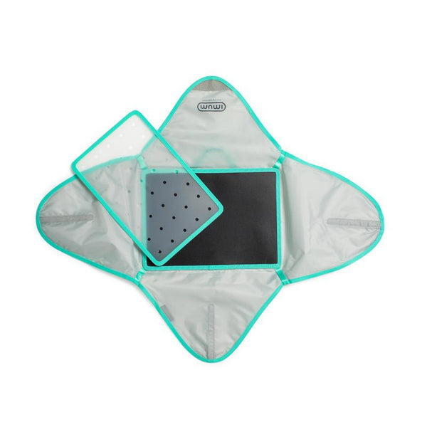Garment Folder - Aqua - Give Wink