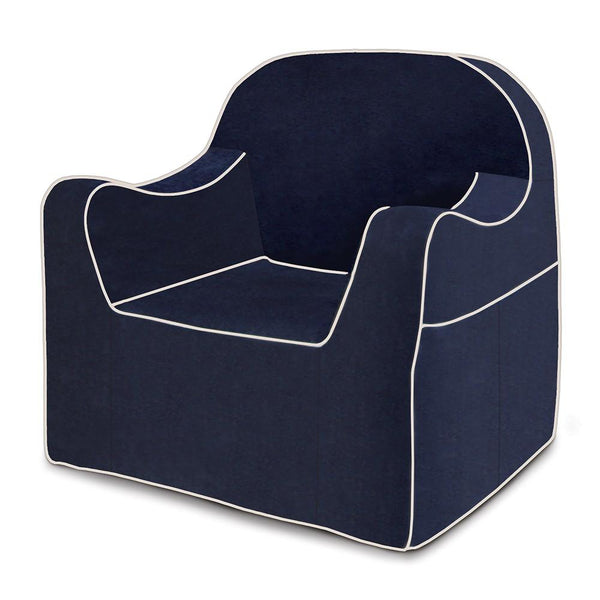 Navy Reader Children's Chair - Give Wink