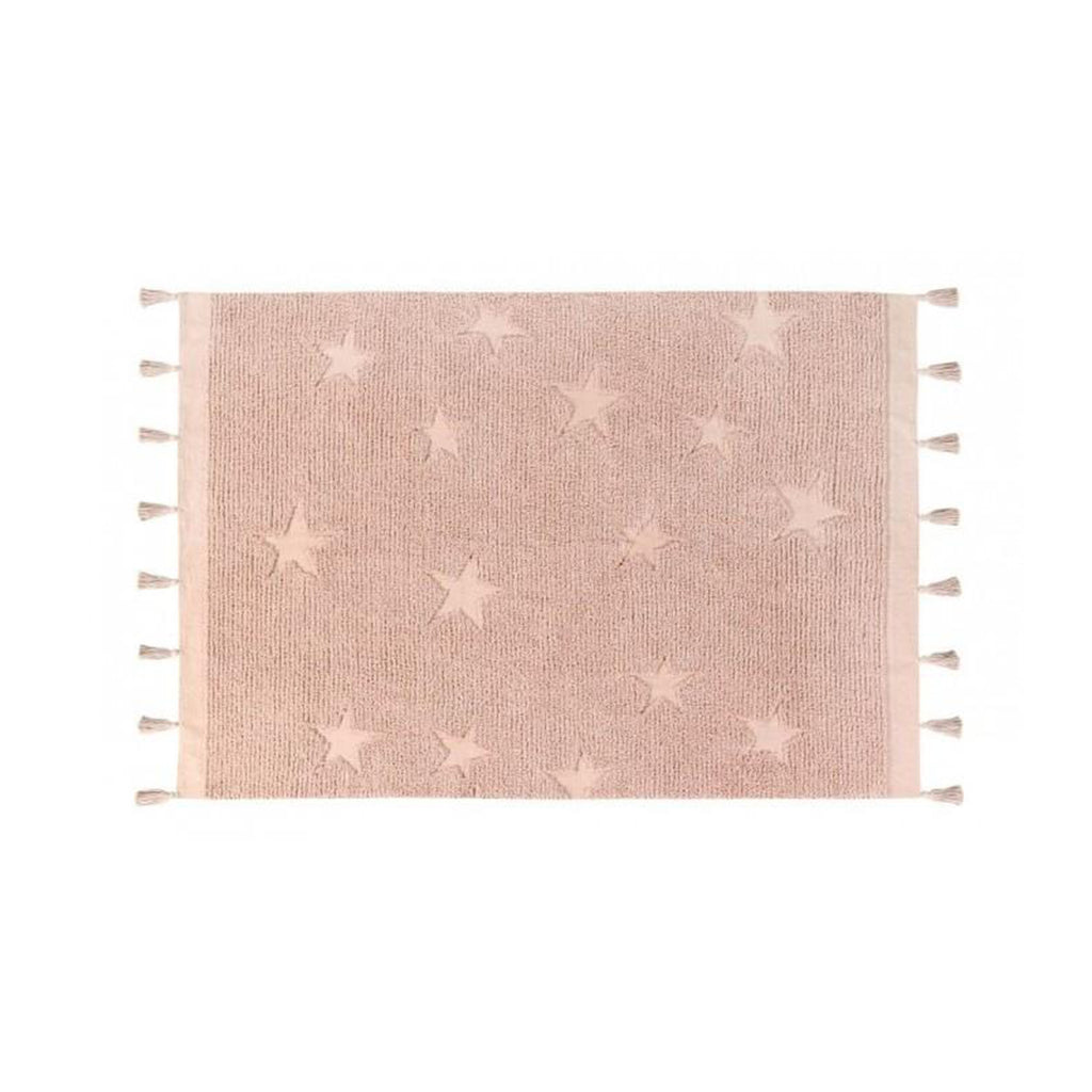 Washable Rug Hippy Stars - Give Wink