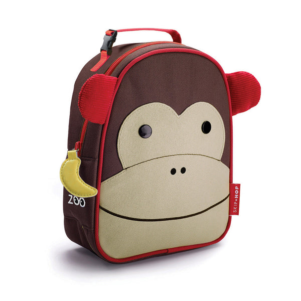 Zoo Lunchies - Monkey - Skip Hop - Miami Baby Store