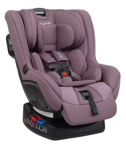 Nuna Rava Convertible Car Seat. Miami Baby Store. Rose