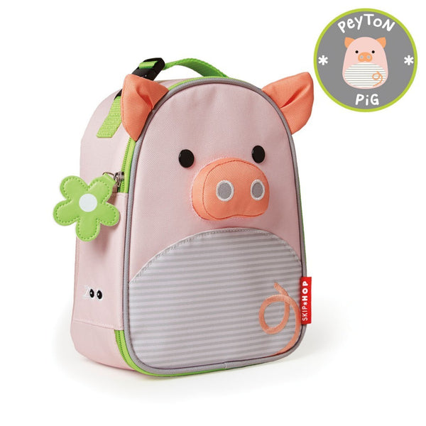 Zoo Lunchie - Pig - Skip Hop - Miami baby Store