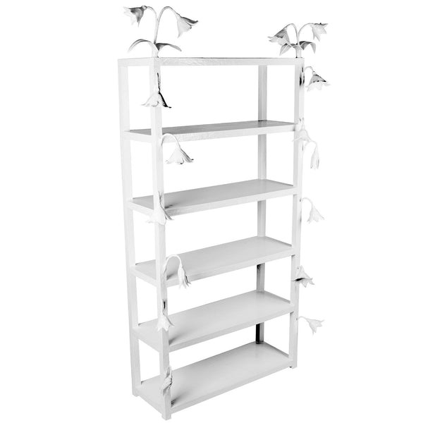 Snowdrop Shelving. Stray Dog Designs. Miami Baby Store. White
