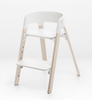 Stokke Steps High Chair. Gear Baby Give Wink Miami Baby Store - White / Whitewash