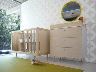 Ulm Crib - Spot on Square - Miami Baby Store 4