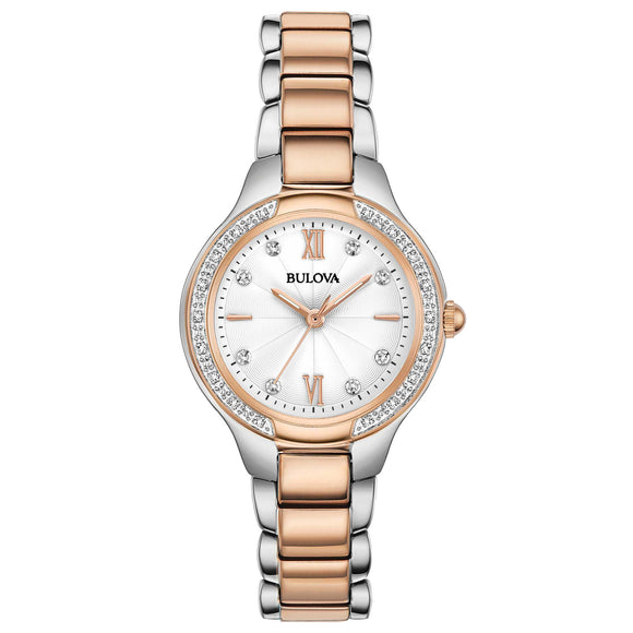 Orologio Donna Bulova Classic Diamonds 98R272