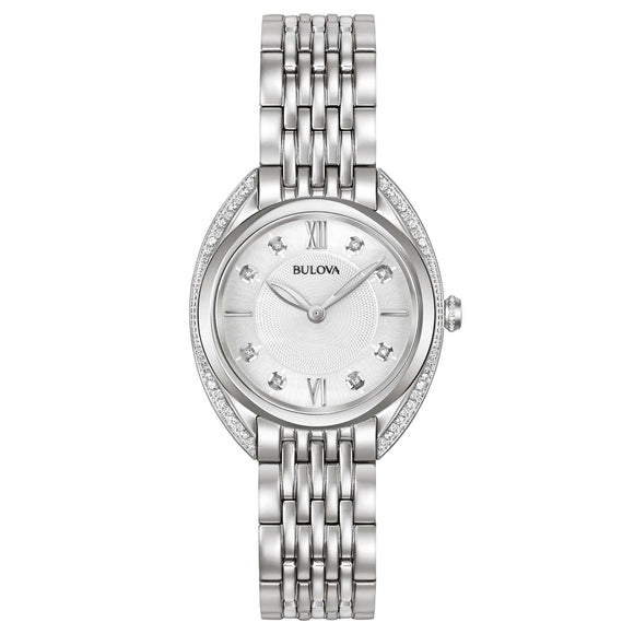 Orologio Donna Bulova Classic Diamonds 96R212