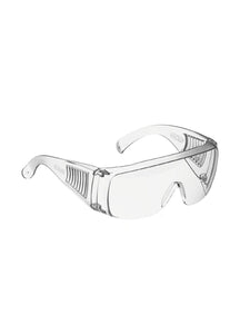 Color=Frosted | Breathable Scratch Resistant Flat Mirror Protective Eyewear-Frosted 1