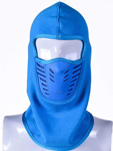 Color=Sky Blue | Adults' Outdoor Full Face Protective Balaclava Face Hat-Sky Blue 1