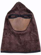 Load image into Gallery viewer, Color=Coffee | Adults' Outdoor Full Face Protective Balaclava Face Hat-Coffee 2