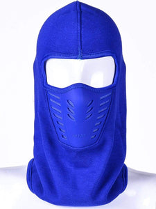 Color=Sapphire Blue | Adults' Outdoor Full Face Protective Balaclava Face Hat-Sapphire Blue 1