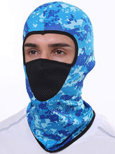Load image into Gallery viewer, Color=Sky Blue | Multifunctional Breathable Protective Full Face Hat-Sky Blue 1