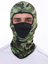 Load image into Gallery viewer, Color=Dark Green | Multifunctional Breathable Protective Full Face Hat-Dark Green 1