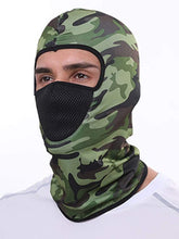 Load image into Gallery viewer, Color=Green | Multifunctional Breathable Protective Full Face Hat-Green 3
