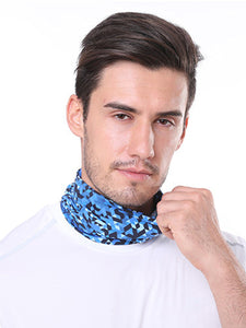 Color=Dusty Blue | Adult'S Comfort Anti-Dust Protective Neck Gaiter For Sports Running-Dusty Blue 1