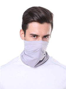 Color=Purple | Comfort Adult Protective Neck Gaiter Running Face Shield For Going Out-Purple 1