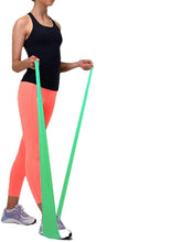 Load image into Gallery viewer, Color=Green | Thick Wide Non-Slip Resistance Bands For Women/Men-Green 3