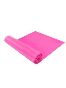 Color=Pink | Thick Wide Non-Slip Resistance Bands For Women/Men-Pink 1