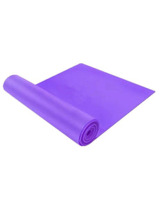 Color=Purple | Thick Wide Non-Slip Resistance Bands For Women/Men-Purple 1
