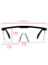 Carica l'immagine nel visualizzatore di Gallery, Anti-Splashing Anti-Fog Protective Glasses with Telescopic Frame
