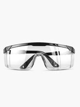 Carica l'immagine nel visualizzatore di Gallery, Color=Black | Anti-Splashing Anti-Fog Protective Glasses With Telescopic Frame-Black 1