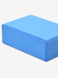 Color=Sky Blue | Eco-Friendly High-Density Yoga Blocks For Exercise And Sports-Sky Blue 1