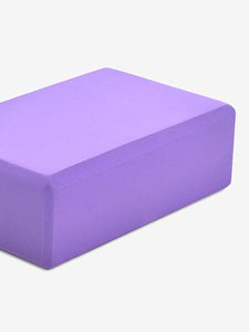 Color=Purple | Eco-Friendly High-Density Yoga Blocks For Exercise And Sports-Purple 1