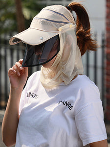 Color=Sky Blue | Transparent Isolation Anti-Pollution Protective Face-Shield Hat-Sky Blue 3 | Transparent Anti-Pollution Hat-Sky Blue | Transparent Isolation Anti-Pollution Protective Face-Shield Hat-Sky Blue 3 1