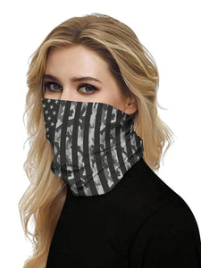 Color=Multicolor4 | Uv Neck Gaiter Face Scarf Breathable For Wind And Dust-Multicolor4 2