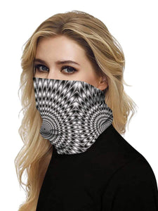 Color=Multicolor5 | Uv Neck Gaiter Face Scarf Breathable For Wind And Dust-Multicolor5 2
