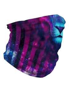 Color=Multicolor7 | Uv Neck Gaiter Face Scarf Breathable For Wind And Dust-Multicolor7 3