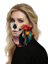 Load image into Gallery viewer, Color=Multicolor11 | Uv Neck Gaiter Face Scarf Breathable For Wind And Dust-Multicolor11 2