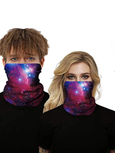 Color=Multicolor12 | Uv Neck Gaiter Face Scarf Breathable For Wind And Dust-Multicolor12 1
