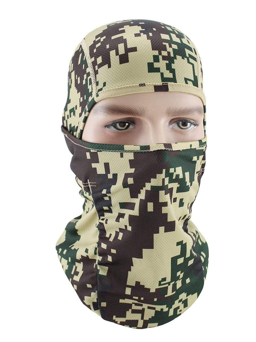Color=Multicolor1 | Riding Breathable Sunscreen Windproof Balaclava Face Hat-Multicolor1 1