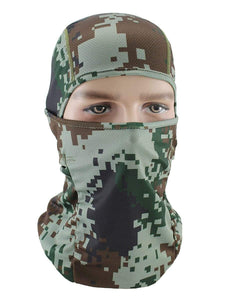 Color=Multicolor3 | Riding Breathable Sunscreen Windproof Balaclava Face Hat-Multicolor3 1