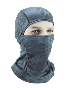 Color=Multicolor4 | Riding Breathable Sunscreen Windproof Balaclava Face Hat-Multicolor4 1