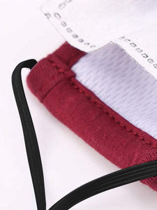 Color=Black | High Elasticity Knit Band For Sewing Diy Cloth -Black 2