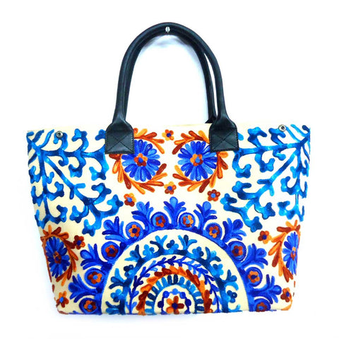 Tote & Cosmetic Bags
