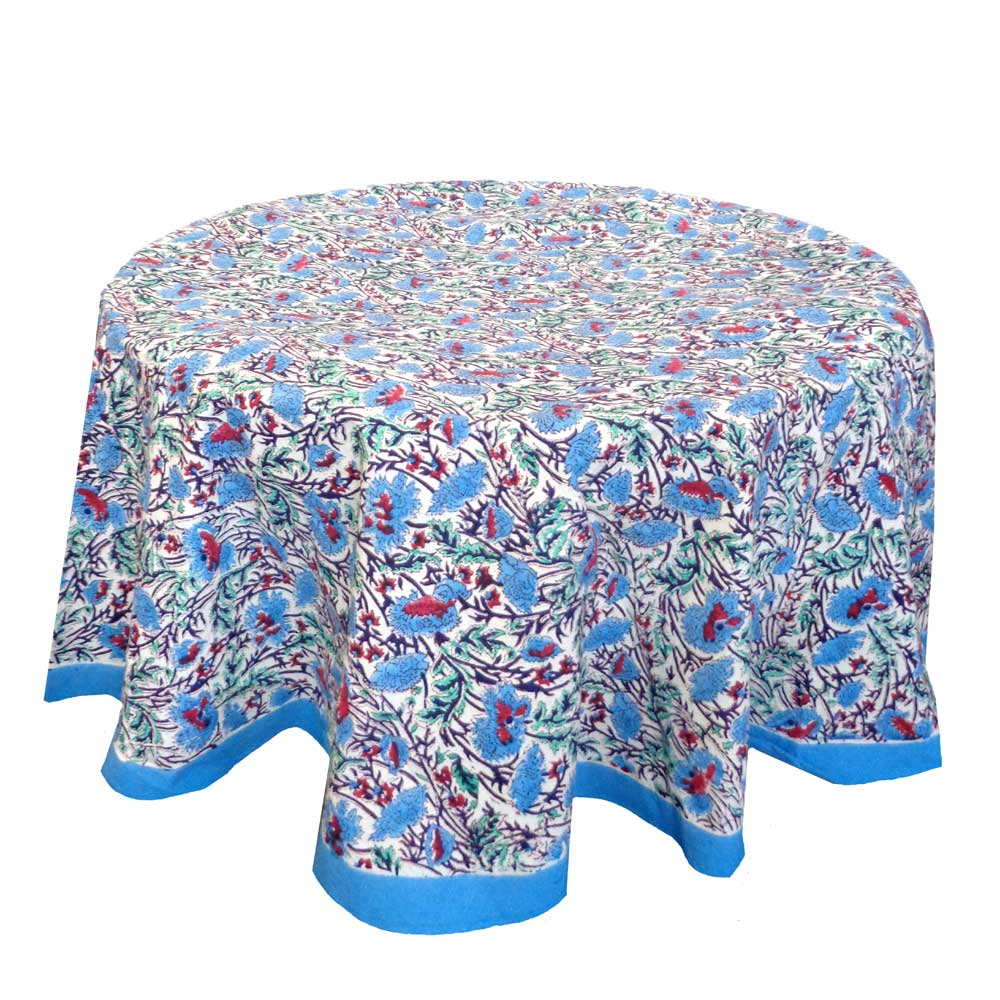 Round tablecloths -150cm, 180cm, 220cm sizes.