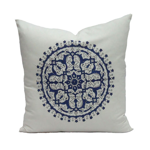Circle Indigo, Cushion covers