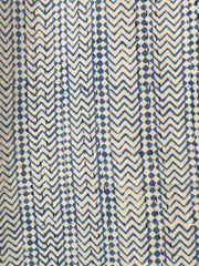 Kantha, Blue chevron