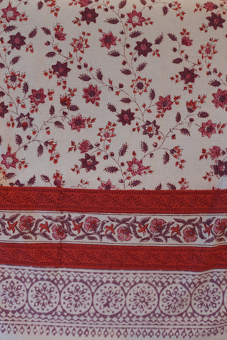 Anokhi Tablecloth, 175cm Square & 177 x 275cm