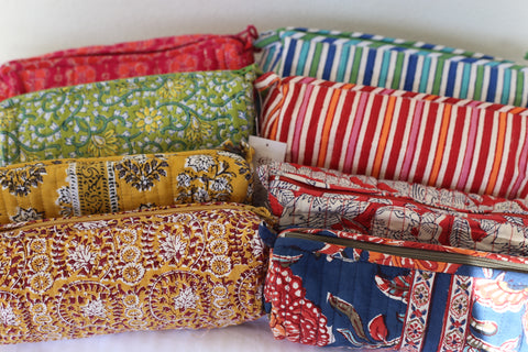 Anokhi cosmetic Bags & pencil cases