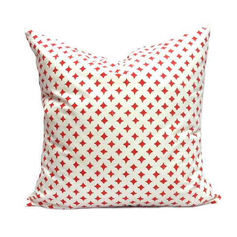 Diamond Red, Cushion covers