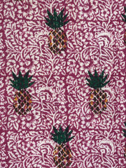 Kantha, Pink Pineapples