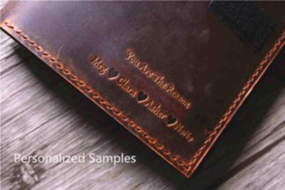 personalize samples
