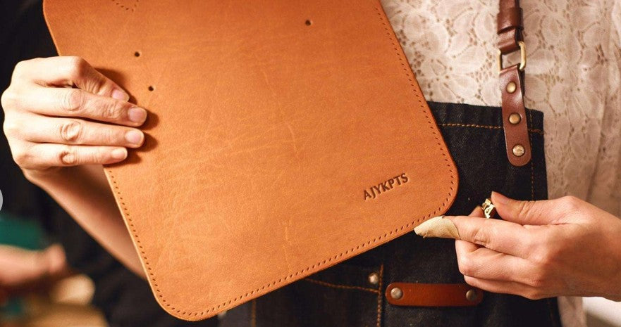 leather journal planner