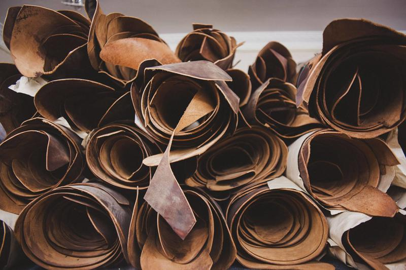 leatherneo's leather stock roll